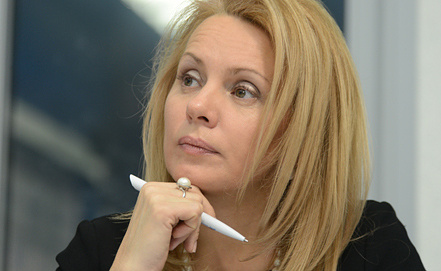 Наталья Третьяк. Фото ИТАР-ТАСС