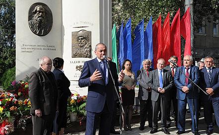 Фото пресс-службы президента Республики Дагестан