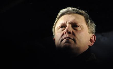 Григорий Явлинский. Фото ИТАР-ТАСС