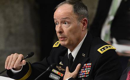 Генерал Кит Александер. Фото EPA/ИТАР-ТАСС