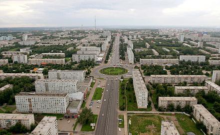 Кемерово. Фото ИТАР-ТАСС
