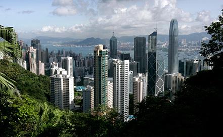 Гонконг. Фото EPA/ИТАР-ТАСС