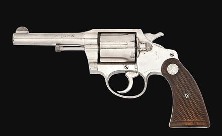 Пистолет Аль Капоне. Фото ЕРА/ИТАР-ТАСС
