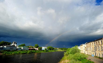 Вологда. Фото ИТАР-ТАСС