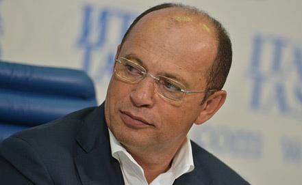 Сергей Прядкин. Фото ИТАР-ТАСС