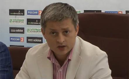Президент ФНЛ Игорь Ефремов.Фото www.1fnl.ru