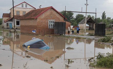 Крымск в июле 2012 года. Фото ИТАР-ТАСС