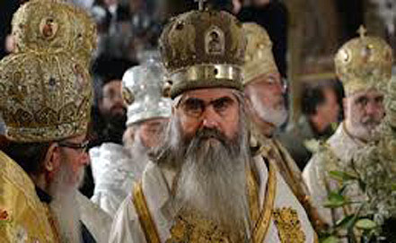 Митрополит Варненский и Великопреславский Кирилл. Фото www.podvorie-sofia.ru