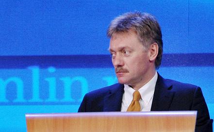 Пресс-секретарь президента РФ Дмитрий Песков Фото ИТАР-ТАСС