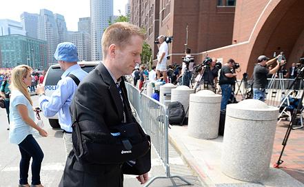 Пострадавшие в суде. Фото EPA/ИТАР-ТАСС