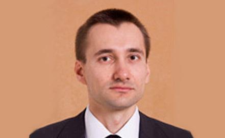 Финансовый директор Комбината алюминия Подгорицы Дмитрий Потрубач. Фото www.kap.me
