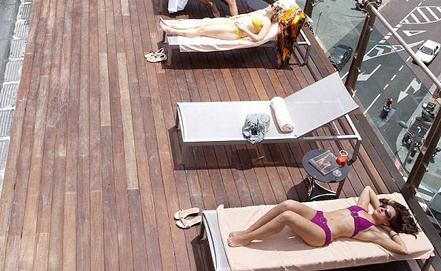 Фото www.hotelsantodomingo.es