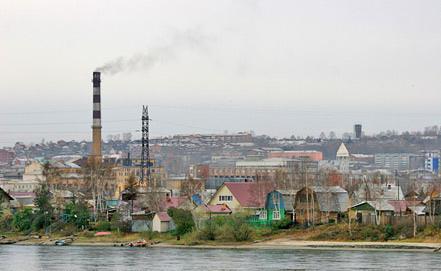 Иркутск. Фото ИТАР-ТАСС