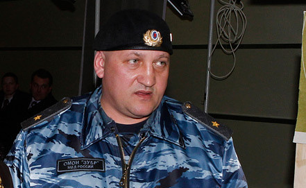 Александр Иванин. Фото ИТАР-ТАСС