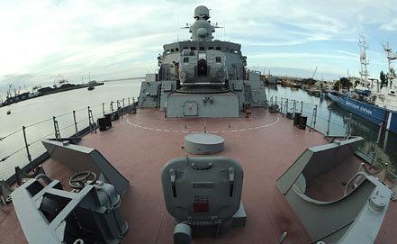 Сторожевой корабль «Дагестан». Фото ИТАР-ТАСС