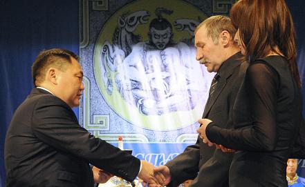 Фото Пресс-службы Администрации Главы Республики Тывы