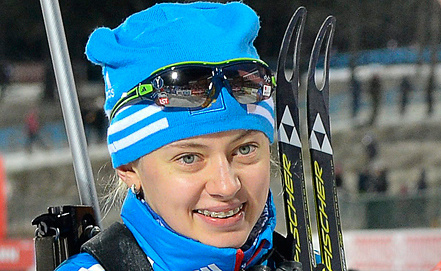 Ольга Вилухина. Фото EPA/ИТАР-ТАСС