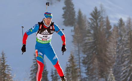 Андрей Маковеев. Фото EPA/ИТАР-ТАСС