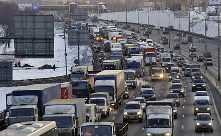 Комсомольская площадь. Фото ИТАР-ТАСС
