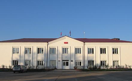 Администрация Заларинского района. Фото официального сайта МО http://www.zalari.ru/
