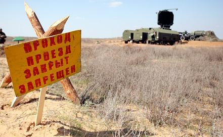 Полигон Ашулук. Фото из архива ИТАР-ТАСС/ Дмитрий Рогулин