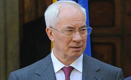 Николай Азаров. Фото ИТАР-ТАСС/ Александр Астафьев