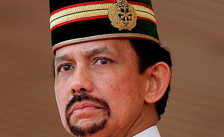 Султан Брунея Хассанал Болкиах/Фото EPA/ИТАР-ТАСС