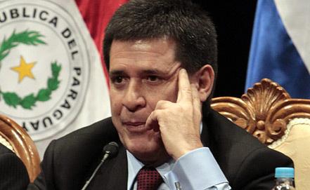 Орасио Картес, фото из архива EPA/ИТАР-ТАСС