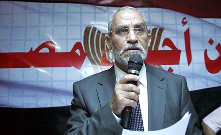 Мохаммед Бади. Фото EPA/ИТАР-ТАСС