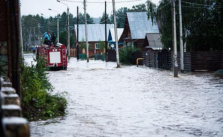 Абзаково, Республика Башкортостан. Фото ИТАР-ТАСС/ Глеб Лунин