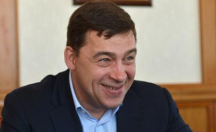 Губернатор Свердловской области Евгений Куйвашев Фото ИТАР-ТАСС/ Юрий Машков