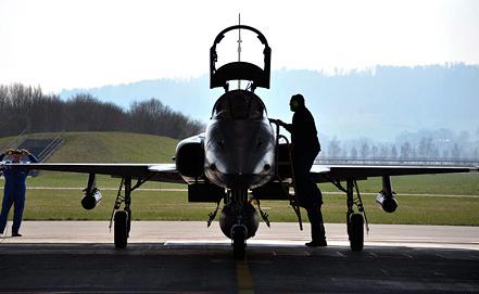 F-5E, фото EPA/ИТАР-ТАСС
