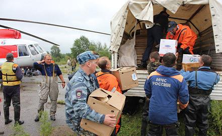 Фото ИТАР-ТАСС/ Пресс-служба ГУ МЧС России