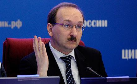 Николай Конкин. Фото ИТАР-ТАСС/ Сергей Бобылев
