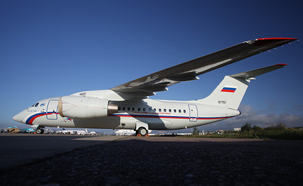 Самолет АН-148. Фото из архива Фото ИТАР-ТАСС/ Марина Лысцева