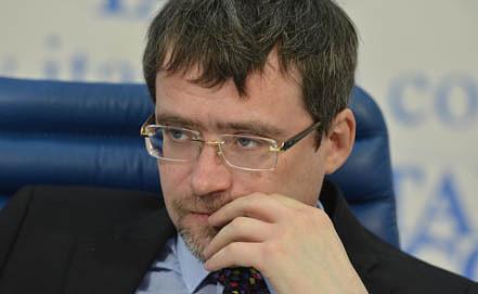 Гендиректор ВЦИОМ Валерий Федоров. Фото ИТАР-ТАСС/ Юрий Машков