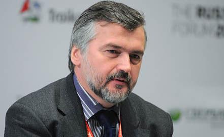 Заместитель министра экономического развития РФ Андрей Клепач. Фото ИТАР-ТАСС/ Митя Алешковский