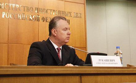 Александр Лукашевич. Фото ИТАР-ТАСС/ Михаил Почуев