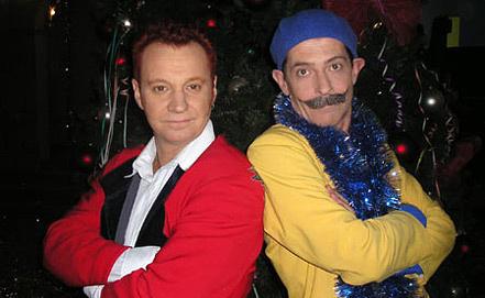 Георгий Делиев и Борис Барский. Фото deliev.com