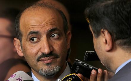 Ахмед аль-Джарба. Фото из архива EPA/ИТАР-ТАСС