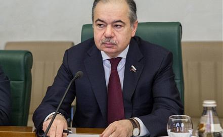 Ильяс Усманов. Фото council.gov.ru