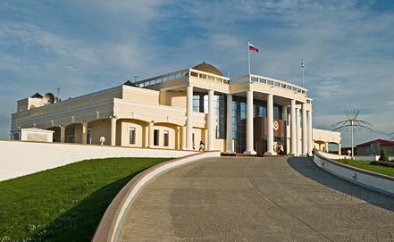Правительственный комплекс в Магасе, Ингушетия, фото ИТАР-ТАСС/ Сергей Узаков