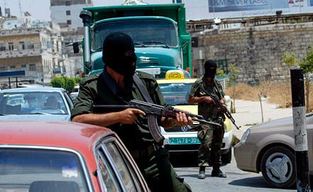 Фото EPA/ALAA BADARNEH