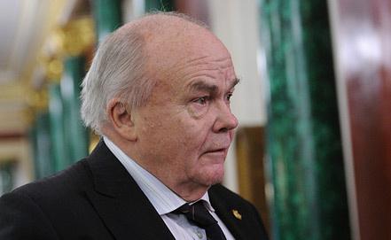 Евгений Велихов, фото ИТАР-ТАСС/ Валерий Шарифулин