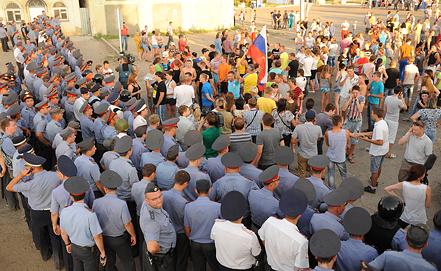 Пугачев. 10 июля 2013 года. Фото ИТАР-ТАСС/ Дмитрий Рогулин