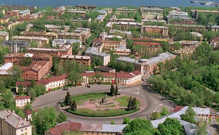 Петрозаводск. Фото ИТАР-ТАСС/Семен Майстерман