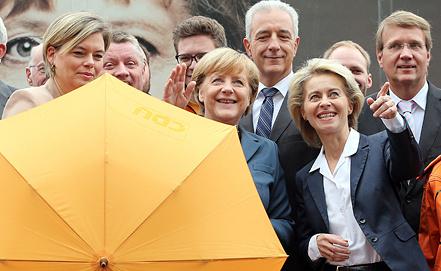 Фото EPA/Wolfgang Kumm