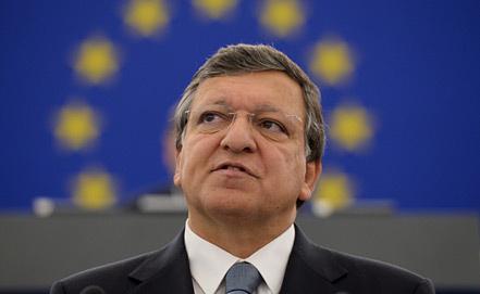 Жозе Мануэл Баррозу, фото EPA/PATRICK SEEGER