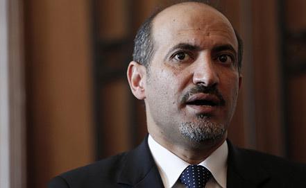Ахмед аль-Джарба, фото EPA/SEDAT SUNA