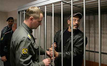 Дмитрий Литвинов. Фото EPA/IGOR PODGORNY / GREENPEACE INTERNATIONAL